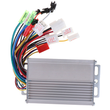 E-bike Scooter Brushless Motor Electric Bicycle Controller DC 36V/48V 350W 1PC