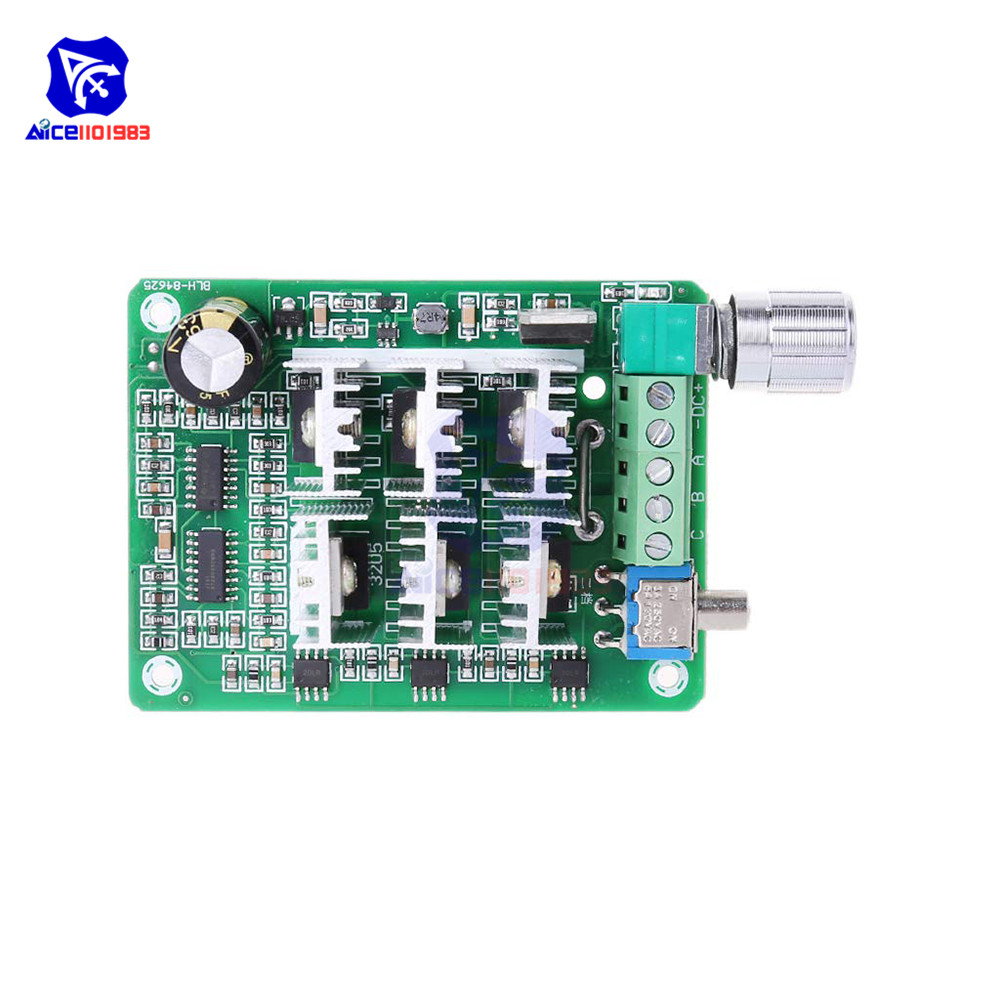 10A Pulse Width Modulation PWM DC Motor Electric Speed Control Switch 12V-40V EJ