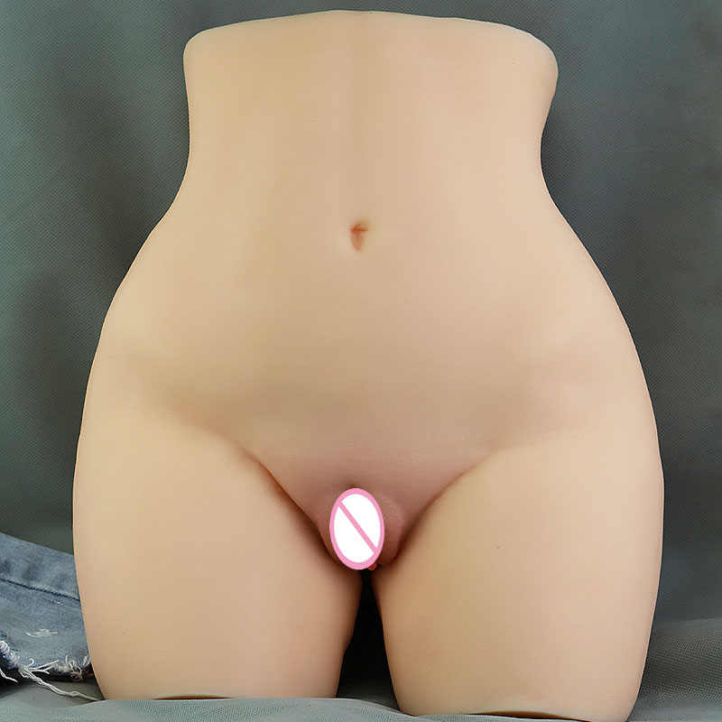 1 13d Realistic Big Ass Artificial Vagina Real Pussy Male