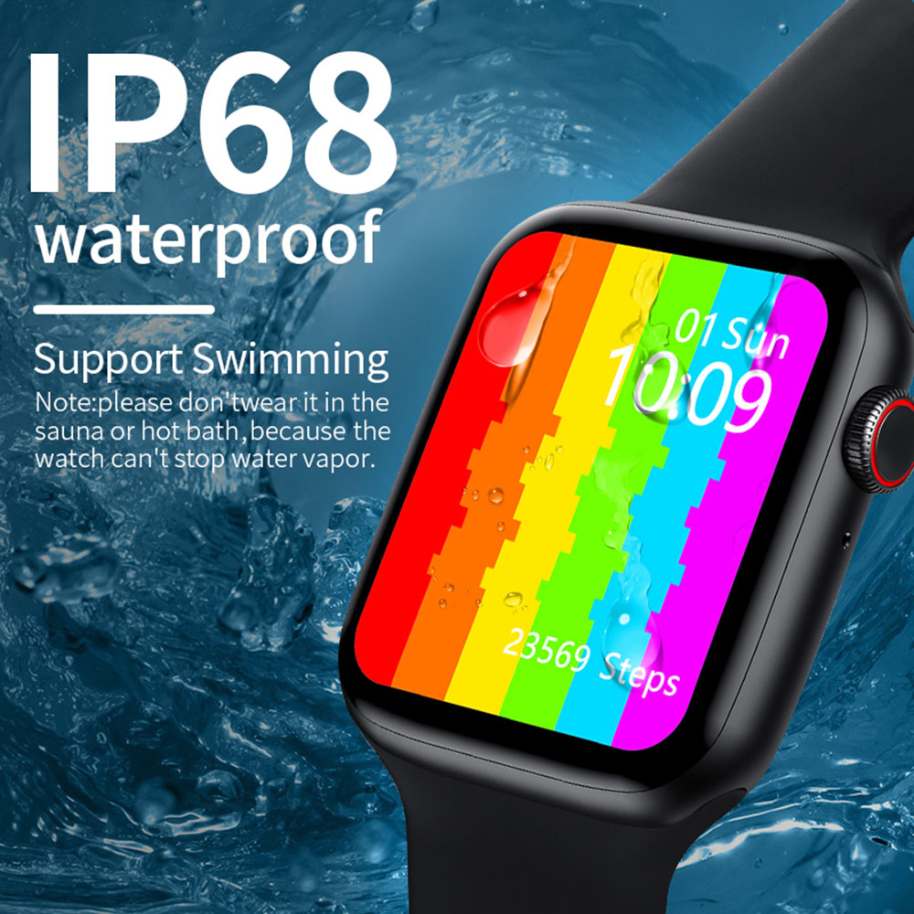 H56a5f4a6174b498ca353993fb3c76a90Y Zurexa Iwo W26 Smart Watch Men Women Buletooth Call Sports 40mm 44mm Iwo 12 Smartwatch Men Ip68 Waterproof Smart Clock For Ios