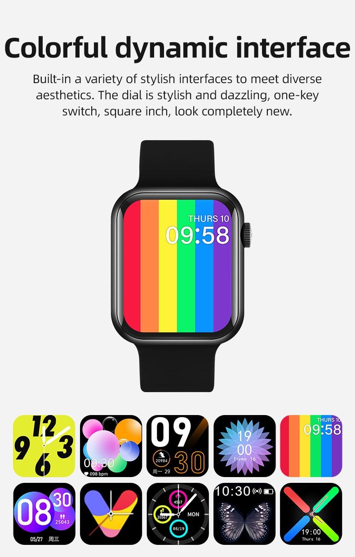 T500 Plus Smart Watch 7