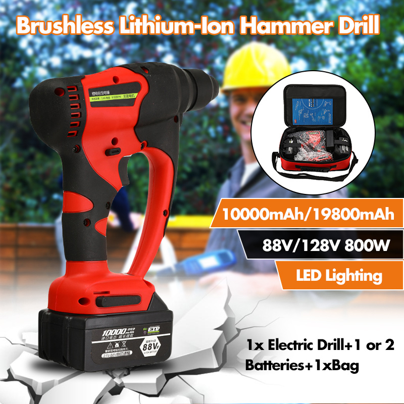 88v 128v 800w electric font b hammer