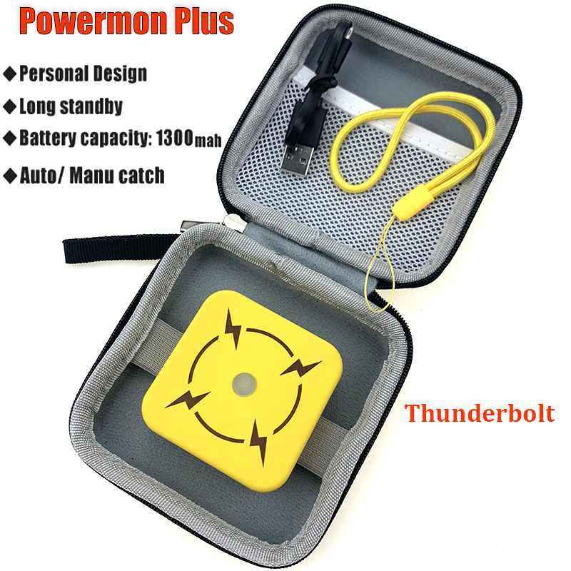 2019 New ! Powermon Auto Catch For Pokemon Go Plus Auto Smart Capture For IPhone 11 / 6 / 7 / 7 Plus / 8  IOS12 Android 8.0