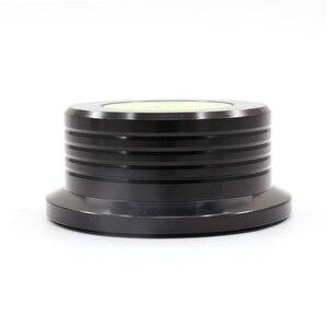 Image 3 - 1PC 3 en 1 50HZ LP 528 60HZ noir LP disque stabilisateur Stroboscope Gradienter avec barre de levier