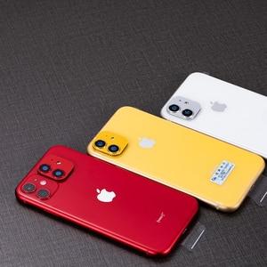 Image 3 - Cho Iphone XR Giây Thay Đổi Cho Iphone 11 Ống Kính Dán IPhone11 Kim Loại Sang Trọng Alumium Nắp Bảo Vệ Camera Vỏ Bảo Vệ