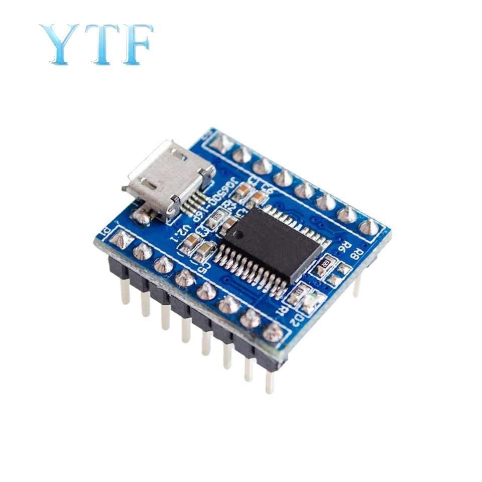 Voice Sound Module Replace One To 5 Way Mp3 Voice Standard Jq6500 Usb New