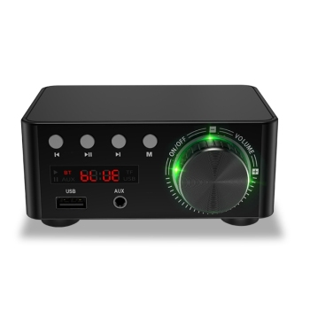 Digital Power Stereo Audio Amplifier  2
