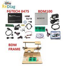 Новейшая версия fgtech V54 0475 с светодиодный программатор BDM 100 инструмент настройки FGTECH Galletto 4 Master v54 BDM OBD поддержка функции BDM
