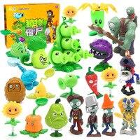 2020 neue spielzeug Peashooter Pvc Action Figure Modell Spielzeug Geschenke Spielzeug Kinder Hohe Qualität Brinquedos Spielzeug Puppe