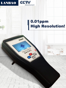 0.01 Resolution Ozone Meter Portable Accurate Ozone Detector manufacturer price mg ppm sensitive english Ozone Analyzer