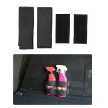 Car Tail Box Fire Extinguisher Fixing Belt Storage  Strip Car Styling Stripe Durable speedwow car styling 4pcs set car trunk receive store content bag storage network fixed fire extinguisher magic strip fixed belt