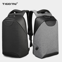 Big Discount TSA Lock Anti theft Men Backpack Laptop Backpacks Waterproof Travel RU Fast Delivery Clearance Sale Lowest Price