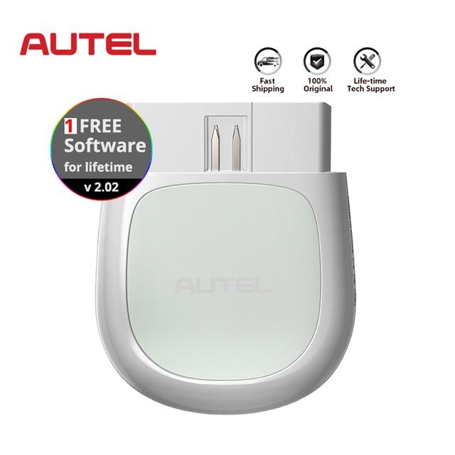 Autel AP200 Bluetooth OBD2 Scanner Automotivo OBD 2 TPMS Code Reader Car Diagnostic Tool