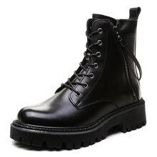 Теплые ботинки женская повседневная обувь женские зимние ботильоны