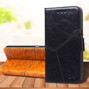 Image 1 - Para Huawei P40 P30 Pro P9 Lite Mini P20 P10 P Smart Plus Z 2019 2018 P8 Retro de moda empalme Flip caja de teléfono de cuero cubierta