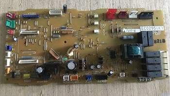 95% new for Air conditioning board circuit board EC0295K FVYP-M computer board good working