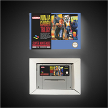 Ninja Gaiden trilogie EUR Version carte de jeu daction avec boîte de détail
