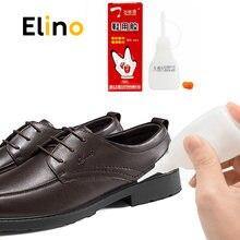 Быстросохнущий клей для ремонта обуви универсальный жидкий супер