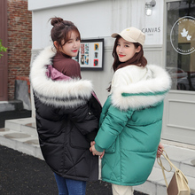 Womens Parka Casual Outwear Winter Hooded Coat Jacket Women Fur Coats Plus Size XXXL Jackets and