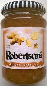 Robertson jengibre Preserve - 6 x 340gm
