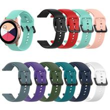 silicone sport watch band For samsung galaxy 42mm R815 S2 classic R732 for amazfit BIP / LITE GTR strap