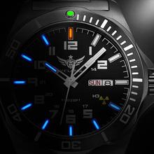 Men Automatic Watch WR100M Mechanical Watch
