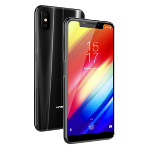 Image 5 - Оригинальный смартфон HOMTOM H10, Android 8,1, Восьмиядерный процессор, 4 ГБ, 64 ГБ, 3500 мАч, задняя камера 16 Мп + 2 Мп, сканер отпечатка пальца
