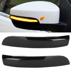 Rearview Wing Mirror Indicator LED Dynamic Turn Signal Light Fits for Ford Kuga/Escape/EcoSport 2013 2014 2015 2016 2017 2018