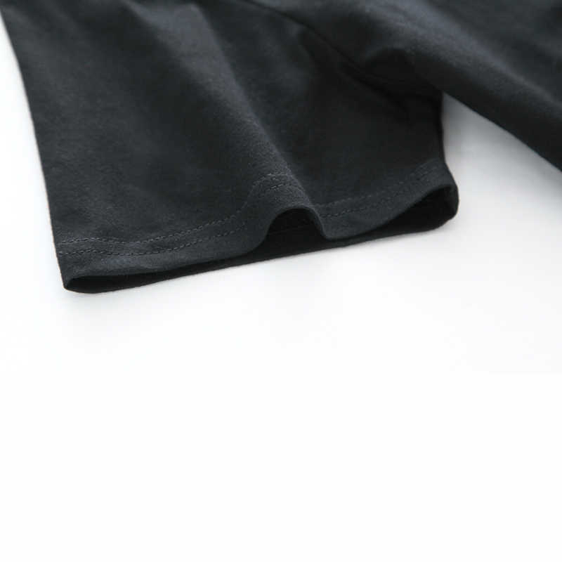 HUF الرجال أساسيات جديد الثلاثي مثلث منتظم تي شيرت مجسم تيشرت أسود قصير الأكمام المحملة قميص شحن مجاني رخيصة بالجملة
