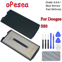 oPesea 5.99'' For Doogee S80 LCD Display Panel Touch Screen Digitizer Glass Sensor Assembly