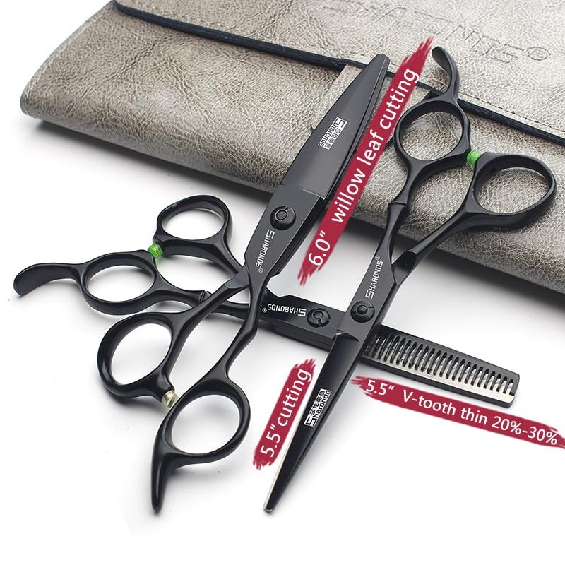 Профессиональные Парикмахерские ножницы 5,5/6 дюймов 440c парикмахерские ножницы 440c японская сталь Парикмахерские специальные ножницы набор
