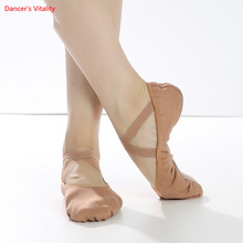 Shoelace Ballet-Dance-Shoes Belly Professional Woman Girl Yoga Training-Body-Shaping