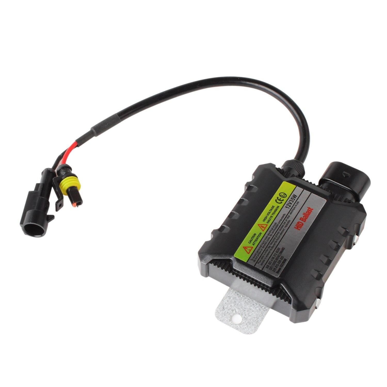 Waterproof 35W HID Xenon Digital Conversion Ballast Kit For H1 H3 H3C H4-1 H4-2 H7 H8