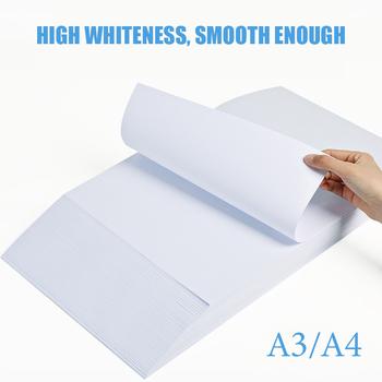 Papier do kopiowania w gorącym stylu A4 papier do kopiowania papier do papieru zagęszczony 70ga4 biały papier hurtowy 100 sztuk papier biurowy tanie i dobre opinie CN (pochodzenie) 1-500 arkuszy Printing paper
