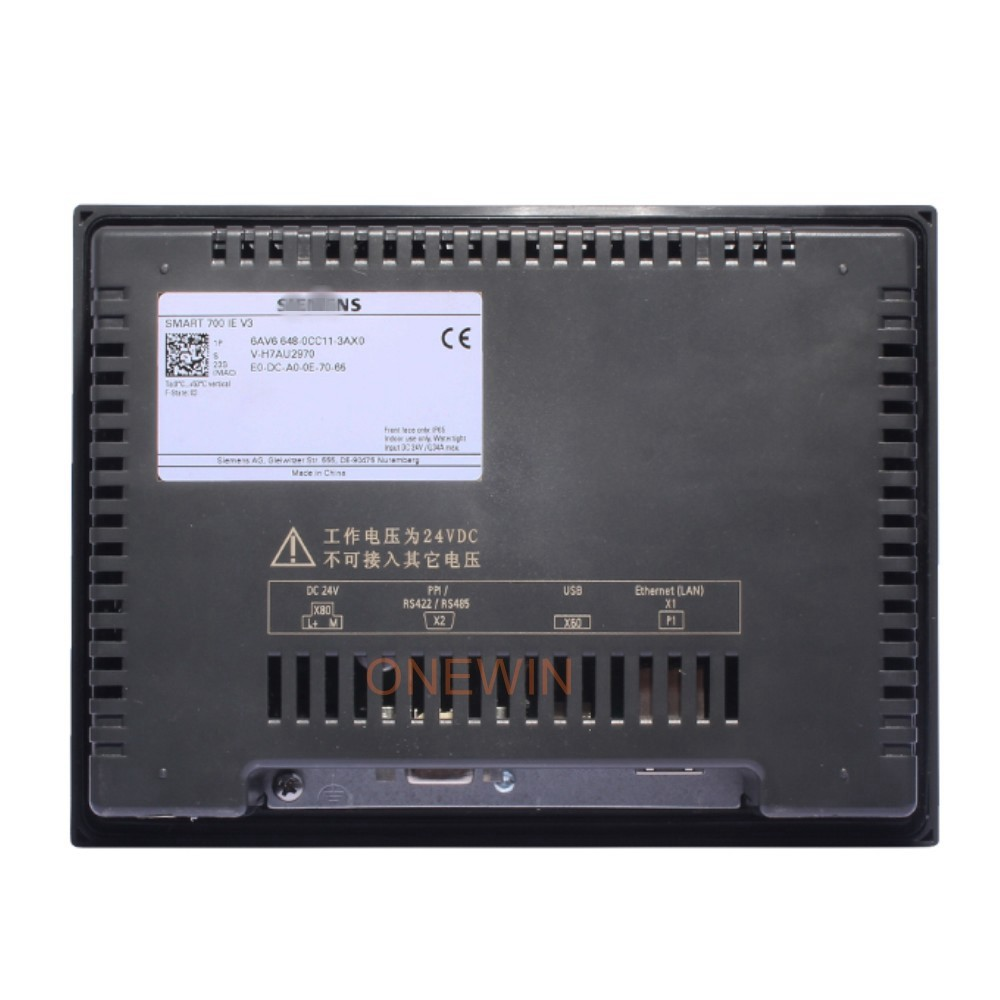 """New XINJE touch panel 7/"""" HMI Touch Screen TG765-MT with USB Cable"""
