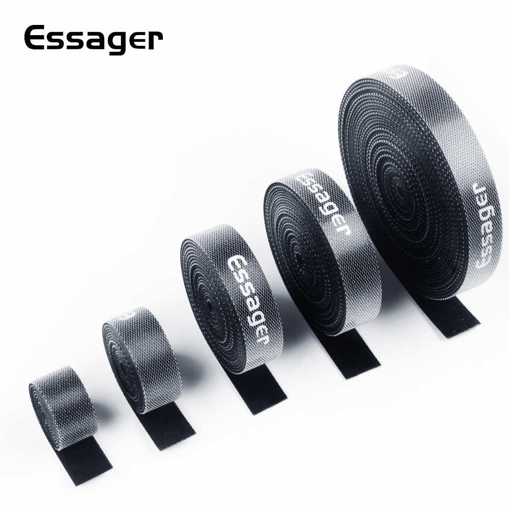Essager Kabel Organizer Oortelefoon Hoofdtelefoon Charger Cable Protector Houder Wire Winder Cord Organisator Management Bescherming