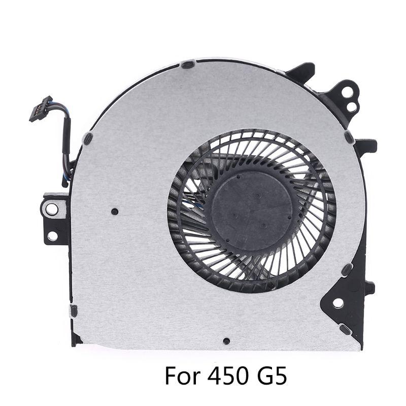 Ноутбук Тетрадь Процессор охлаждающий вентилятор Радиатор Замена для струйного принтера Hp Probook 450 G5 455 470 G5 серии охлаждающий вентилятор