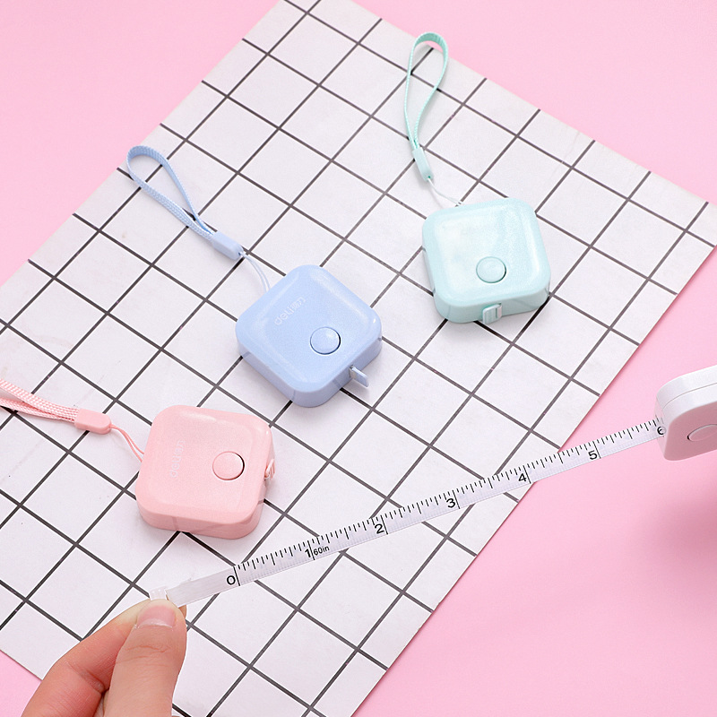 1.5m Waist Chest Mini Measuring Ruler Mini Metric Baby Height Tailor Sewing Tape Flexible Rule