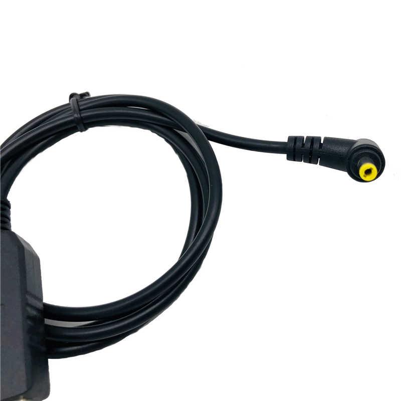 Ban Đầu Bộ Đàm Baofeng USB Sạc Cáp Sạc Cho UV5RE UV-5R UV 5R Pro 3800 MAh Kéo Dài Pin UV5R Pro Bộ Đàm