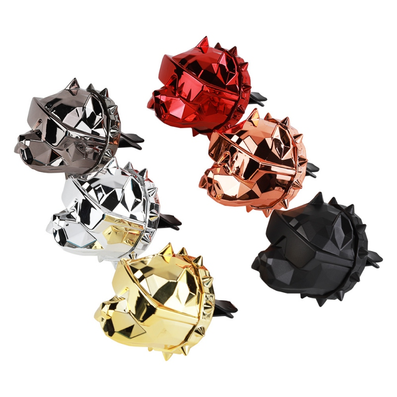 Creative Bulldog Diffuser Car Decor Factory Price Bulldog Car Perfume Fragrance Clip Auto Vent Air Freshener Scent Parfum