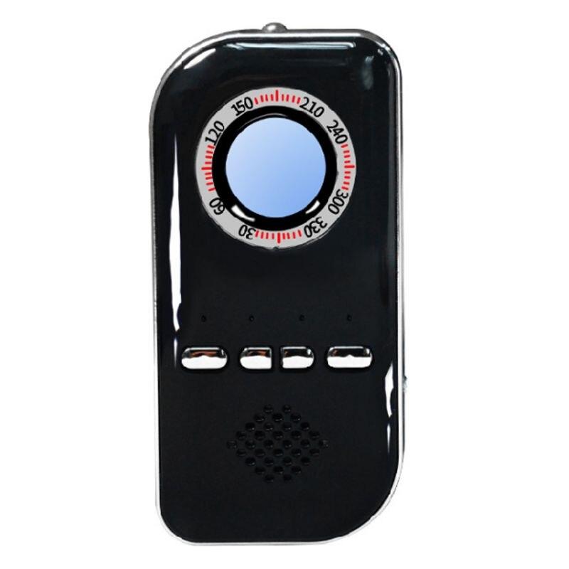 Анти-детектор контроля, полный диапазон RF монитор, камера с пинхолом, звуковая вибрация, сигнализация, детектор подделок, анти вор