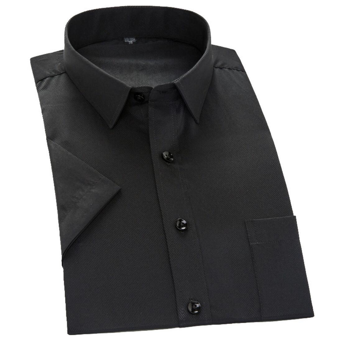 2020 NEW Men's Business Casual Long-sleeved Shirt  Youth Business Wear Shirt  K19720-1-16