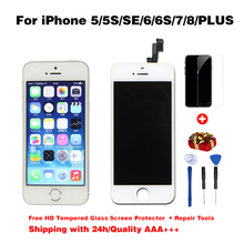 Touch-Screen-Replacement Tools Lcd-Display iPhone6 No-Dead-Pixel 6splus for 7-plus/5/5s/..