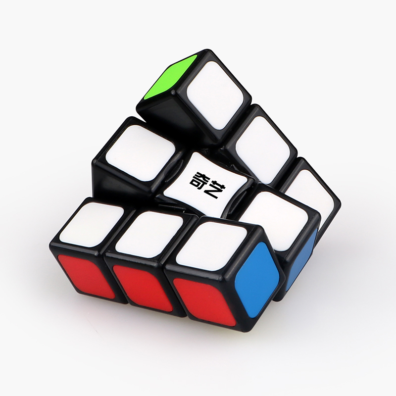 QiYi 1x3x3 Magic Cube Puzzle Anti Stress Finger Toys Professional Speed Cube Early Educational Toys For Children Adult Speedcube