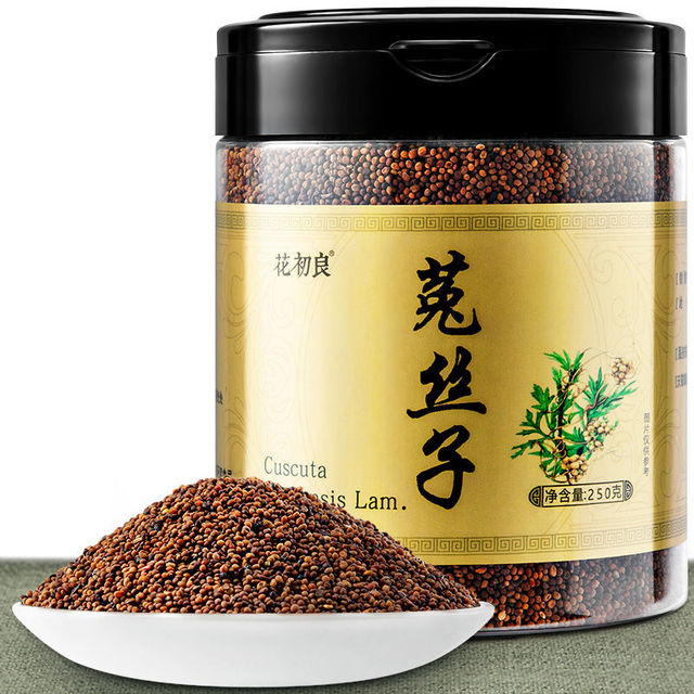Cuscuta Chinensis Chinese Herbal Medicine Super Chinese Chive Seed Powder Rabbit Silk Lasting Wine Tea