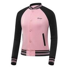 Новые осенние женские топы, тенниска, бейсбольная форма, куртка с длинными рукавами, одежда, Куртка Пилота