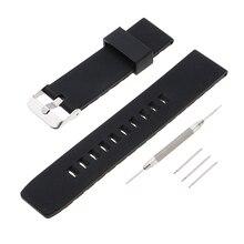Charm Unisex Watch Strap Fashion Silicone Band Accessory