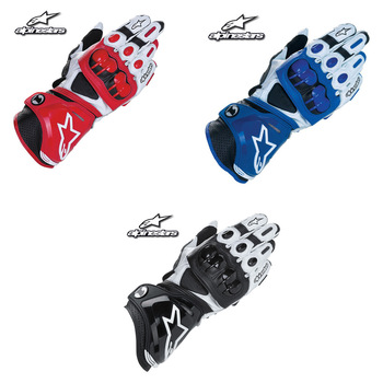 Motorcycle Gloves Race Car Long Hard Case Hide Substance Cycling Gloves Shatter-resistant