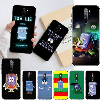 HPCHCJHM New towelie episode Anti-dirty DIY Luxury Phone Case for Redmi Note 8 8A 7 6 6A 5 5A 4 4X 4A Go Pro Plus Prime image