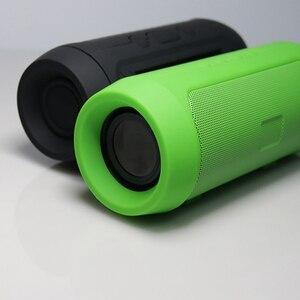 Image 5 - ใหม่ MINI USB ลำโพงบลูทูธไร้สายสเตอริโอลำโพงวิทยุ FM DOM668